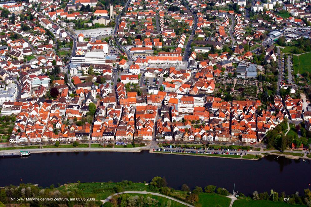 Bild: Luftbild Altstadt