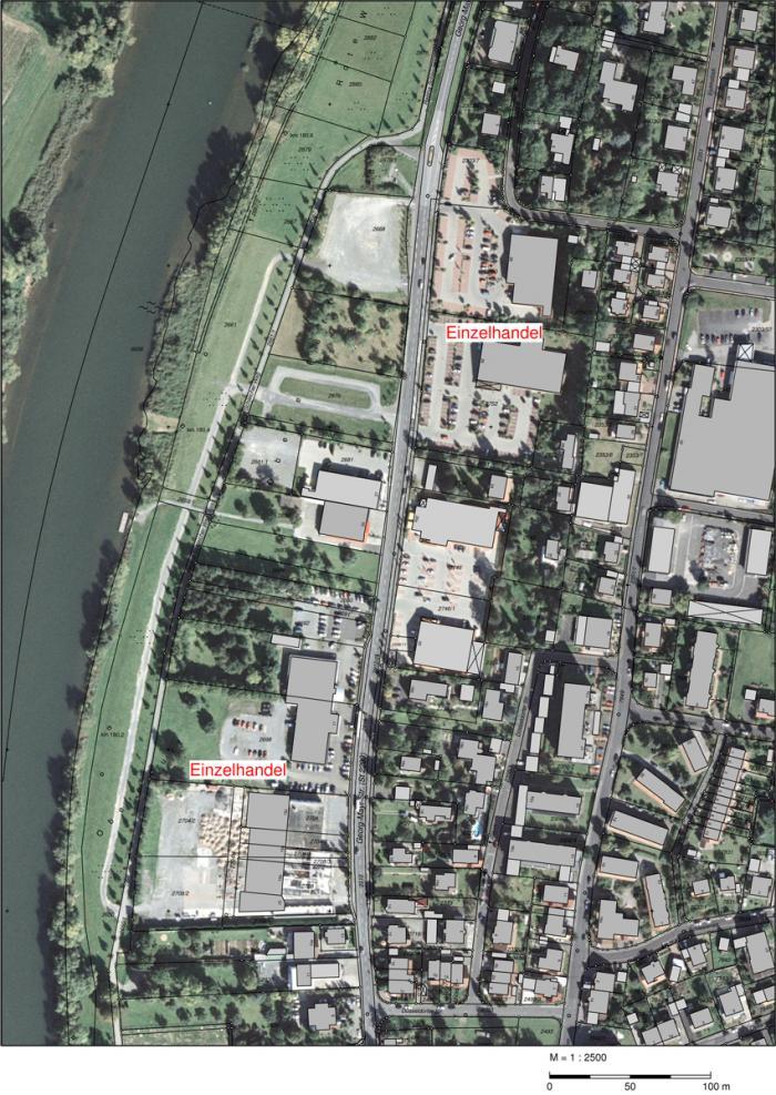 Bild: Gewerbegebiet Georg-Mayr-Straße