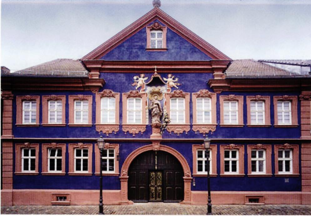 Bild: Fassade des Franck-Haus