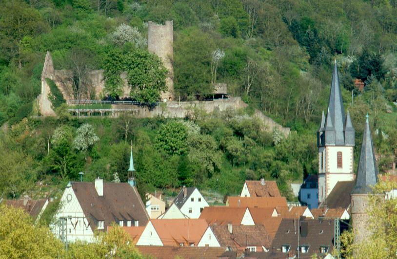 Scherenburg Gemünden