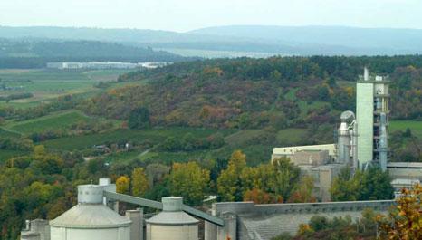 """Blick auf das FFH-Teilgebiet """"Hemmerich"""""""